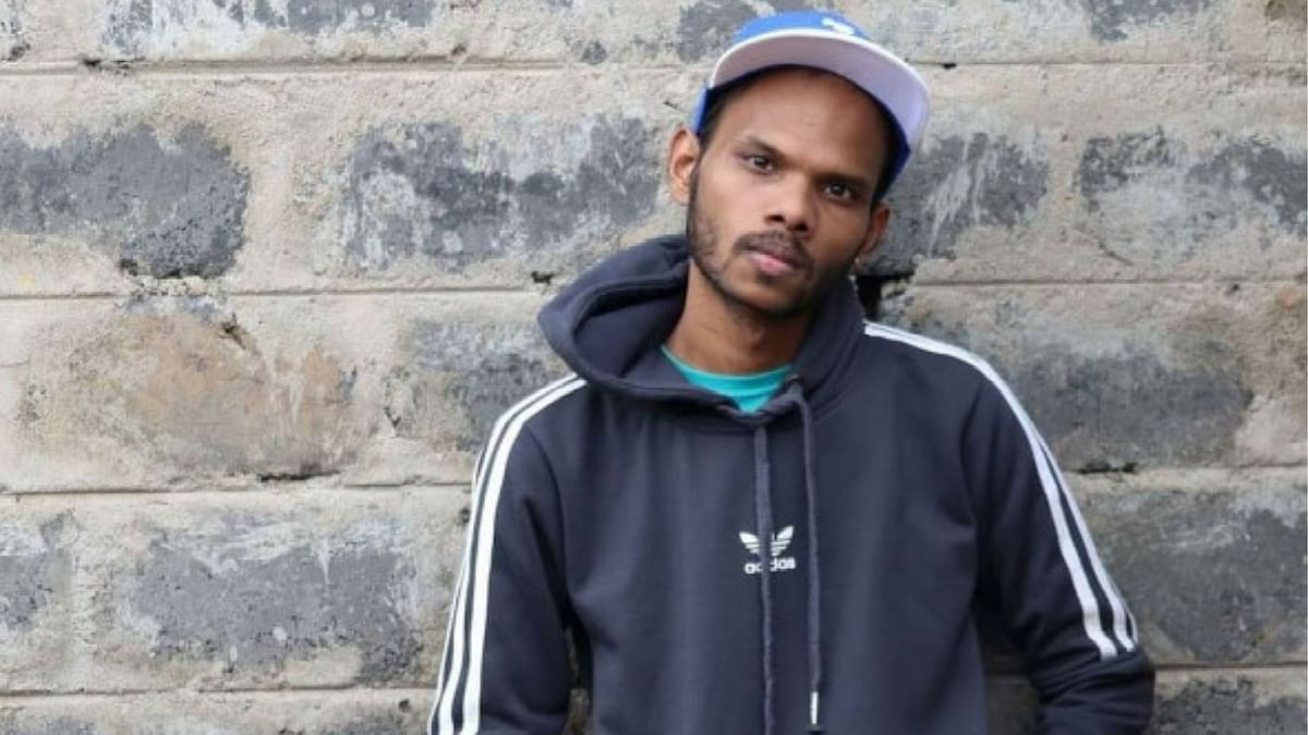 """<div class=""""paragraphs""""><p>Sumit Samos Turuk, the anti-caste rapper who crowdfunded 38 lakh to go to Oxford University.</p></div>"""
