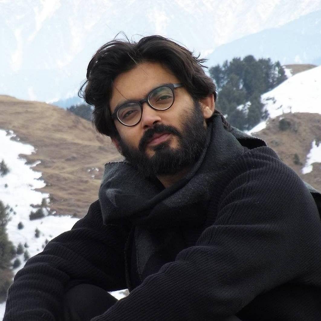 File photo of Sharjeel Imam