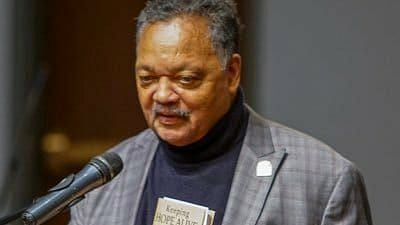 Jesse Jackson Backs Indian Americans in Helping COVID-Hit India
