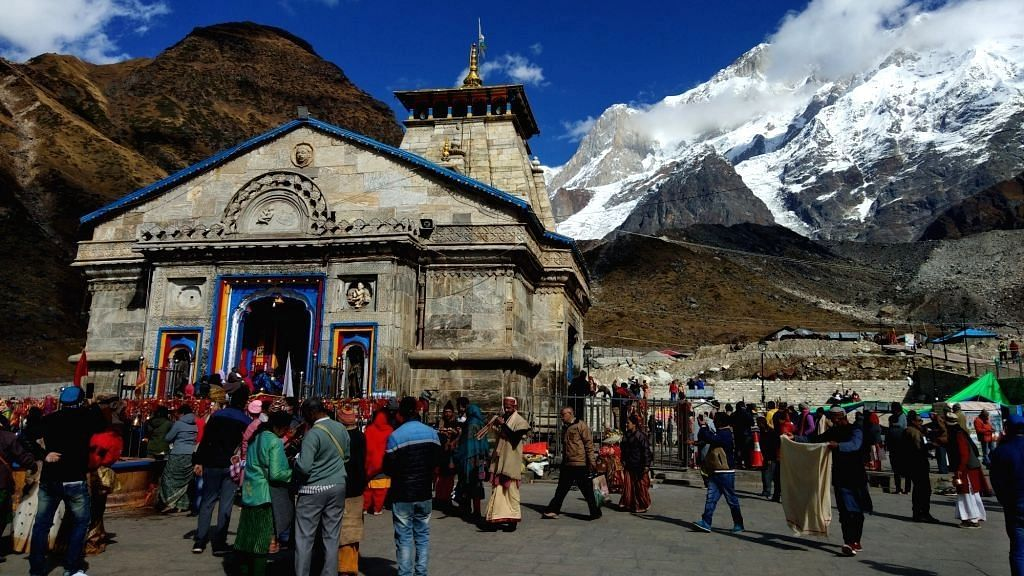 """<div class=""""paragraphs""""><p>The Uttarakhand government on Tuesday, 29 June, suspended the Char Dham Yatra until further notice.</p></div>"""