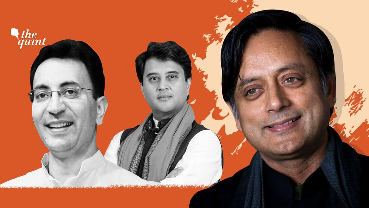 'What Do Indian Politicians Stand For?' Tharoor On Jitin's Exit