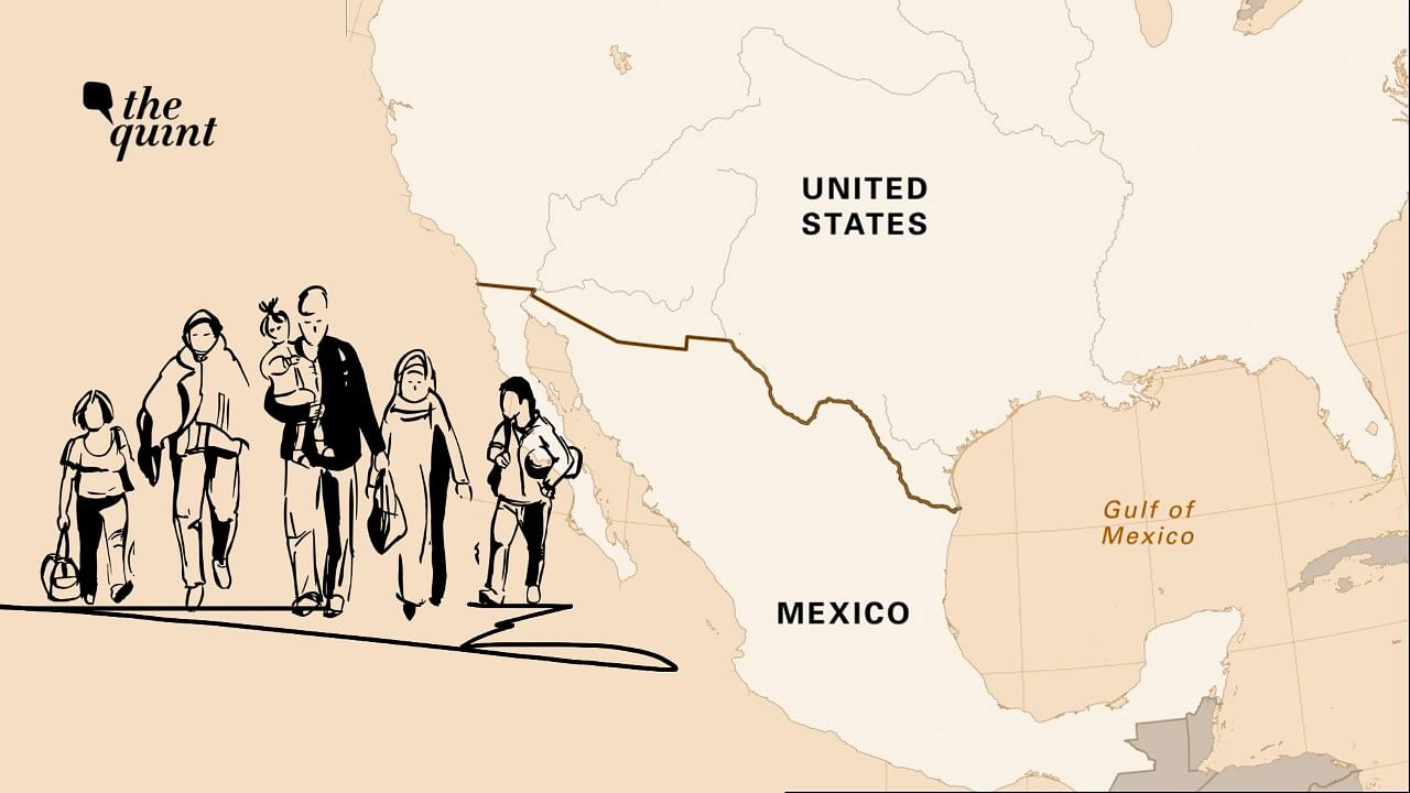 """<div class=""""paragraphs""""><p>The United States has long guaranteed the right to seek asylum to individuals who reach its southern border and ask for protection.</p></div>"""