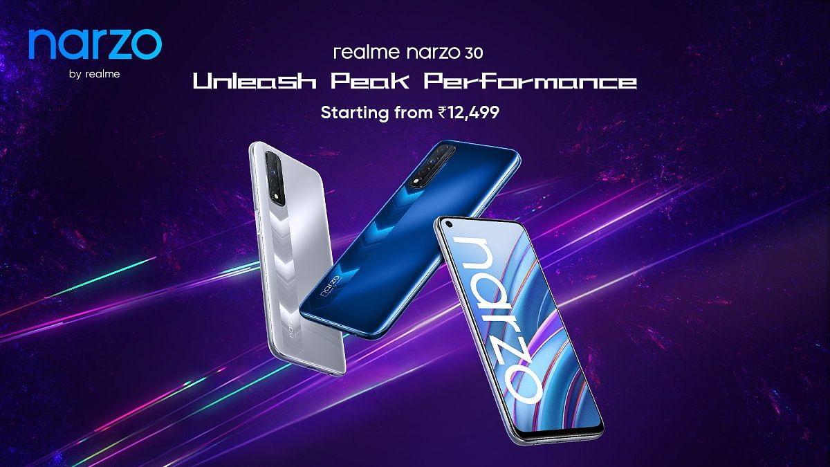 Realme Narzo 30, Narzo 30 5G Launched in India: Check Price, Specs