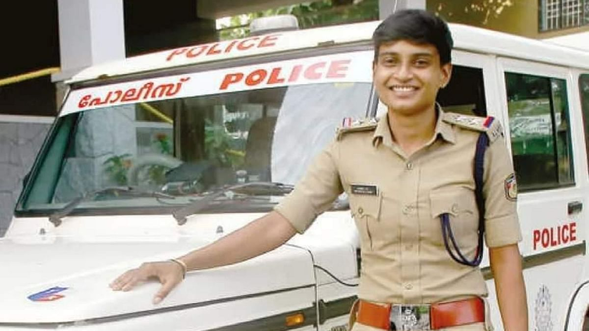 Kerala Woman's Journey From Selling Lemonade To Becoming a Cop