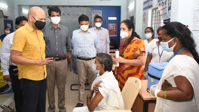 Andhra Pradesh Vaccinates Over 1.3 Million in a Day, Sets Record