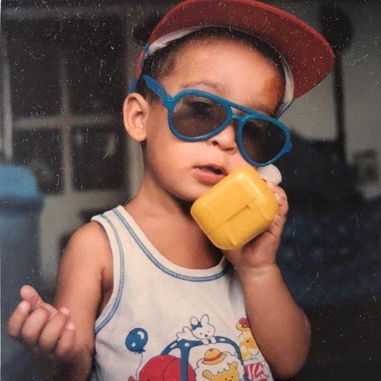 "<div class=""paragraphs""><p>Zahan Kapoor as a kid.</p></div>"