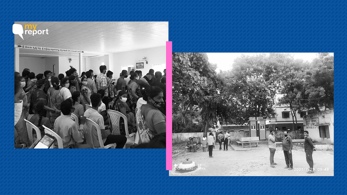 'Mismanagement, Crowds at My Hyderabad COVID Vaccine Centre, Now Shut'