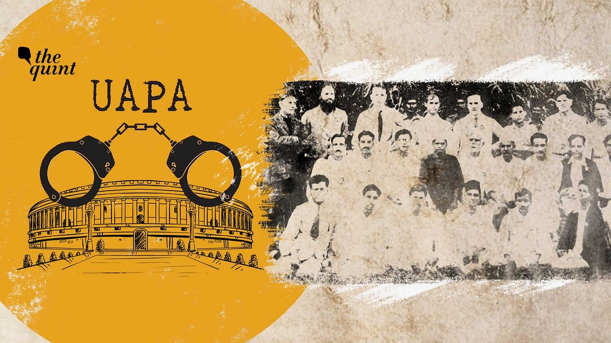 Meerut Conspiracy Trial of 1929 is the Body & Soul of Today's UAPA