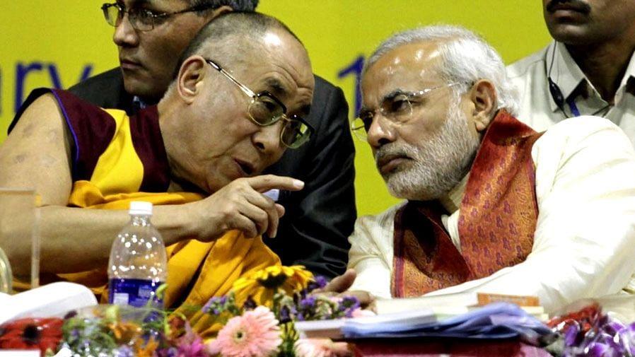 Amid Tensions With China, PM Modi Wishes Dalai Lama on 86th Birthday