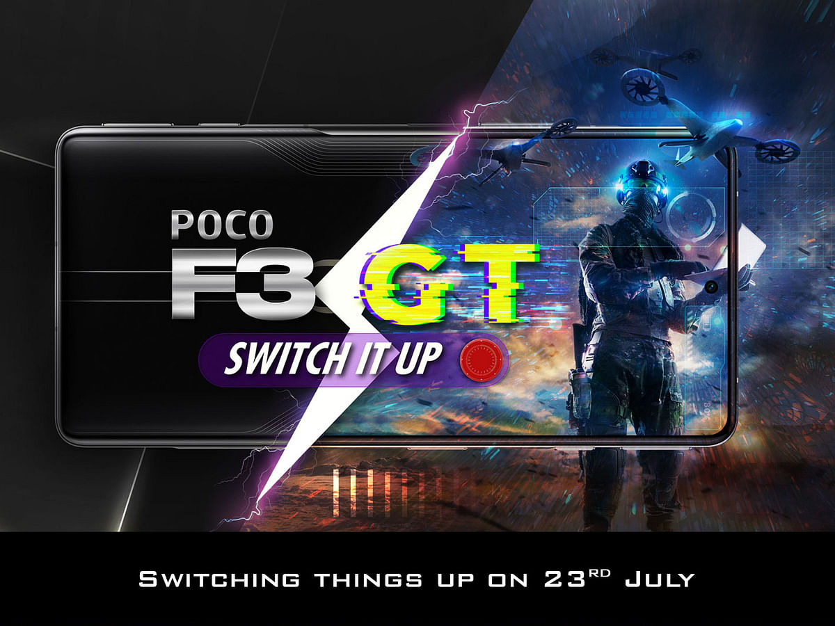"""<div class=""""paragraphs""""><p>Poco F3 GT Launch: Check Price in India and specifications</p></div>"""