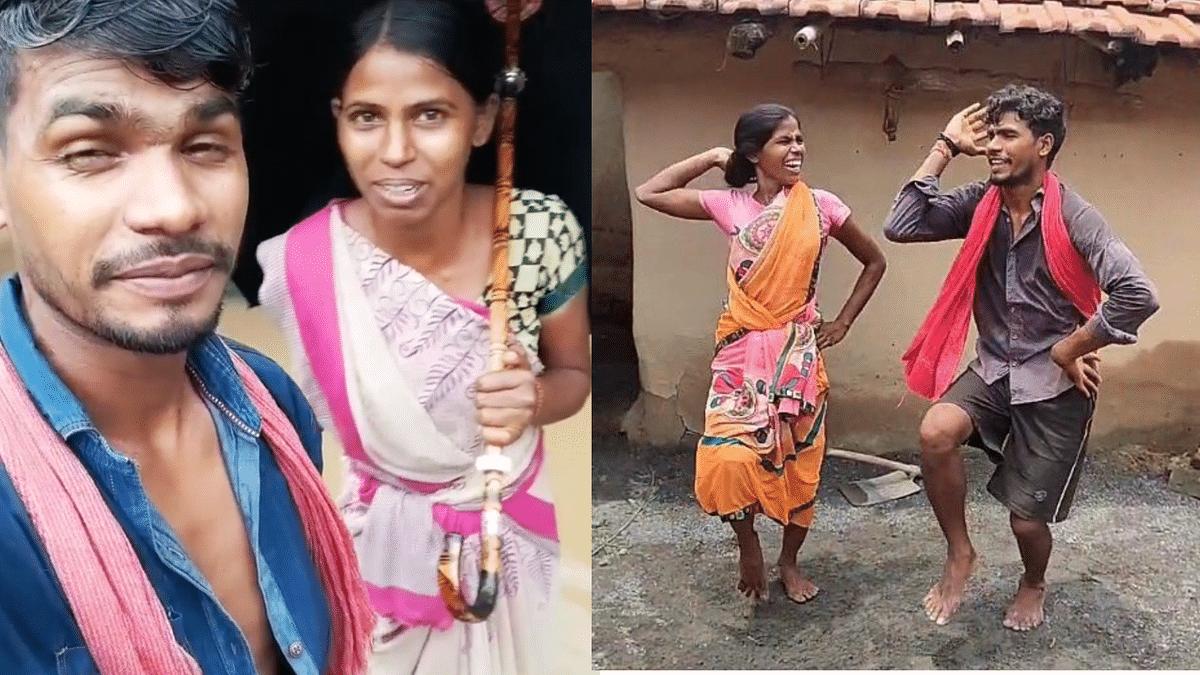 Meet Sanatan and Savitri, The Viral Dance Duo From Jharkhand