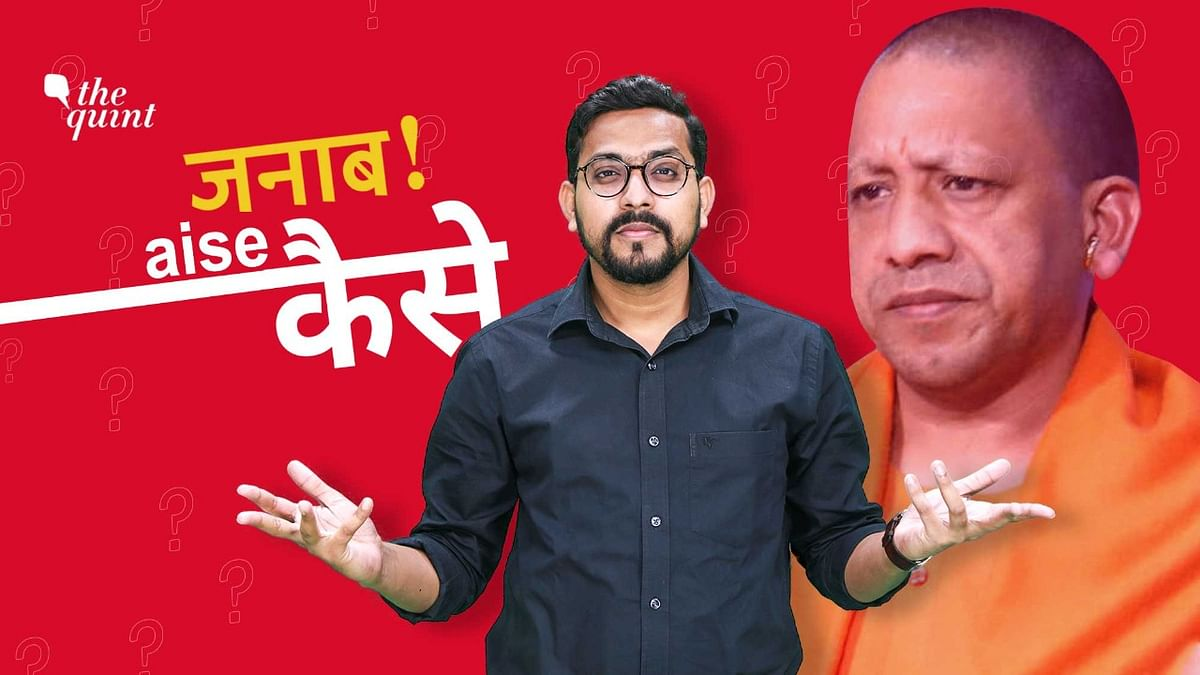 """<div class=""""paragraphs""""><p>After <a href=""""https://www.thequint.com/news/politics/widespread-violence-on-voting-day-for-uttar-pradesh-block-polls"""">what transpired</a> in Uttar Pradesh Block Panchayat chief elections, it appears that the goons of UP have retired and politicians have taken their place.</p></div>"""