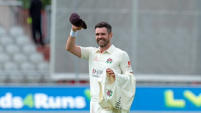 James Anderson Reaches 1,000 First-Class Wickets