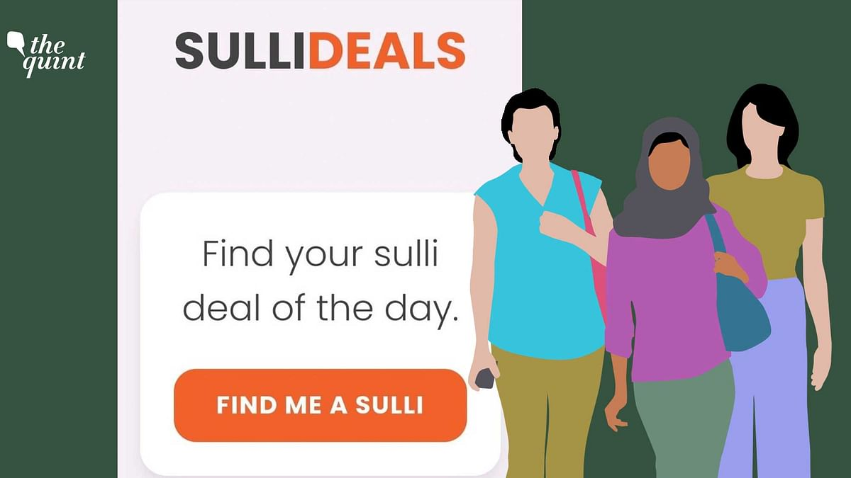 """<div class=""""paragraphs""""><p>The 'Sulli Deals' app generated a Muslim woman's photo as the 'Sulli Deal of the Day,' in a shocking display of misogyny.</p></div>"""