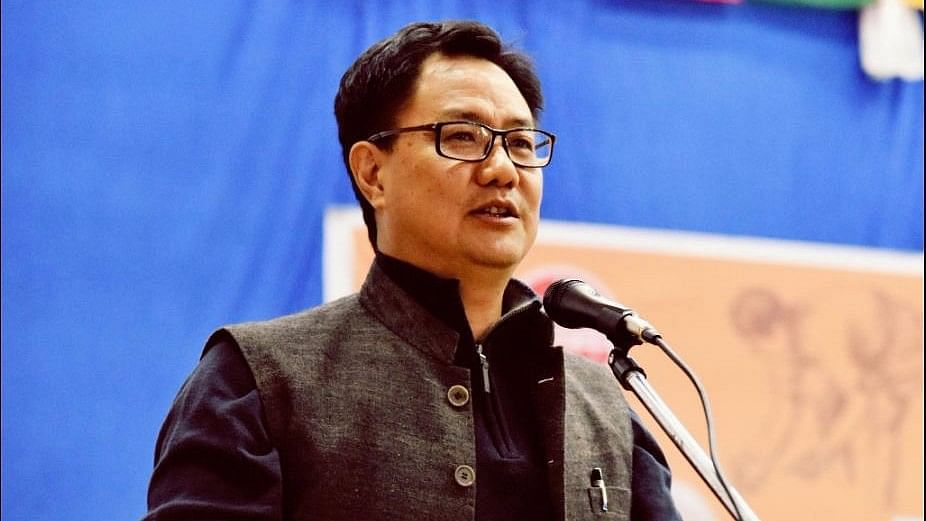 Kiren Rijiju Takes Over Crucial Law Ministry After Cabinet Reshuffle