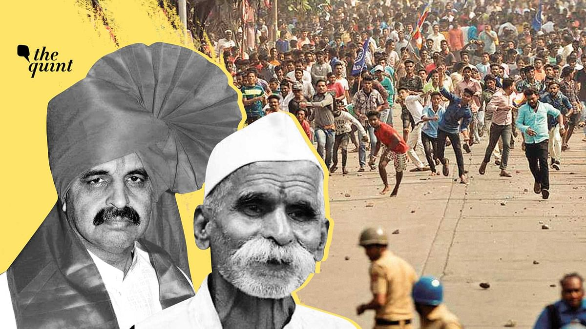 """<div class=""""paragraphs""""><p>In 2018, an FIR was filed against Hindutva leaders Sambhaji Bhide and Milind Ekbote allegedly for 'orchestrating' the Bhima Koregaon violence.</p></div>"""