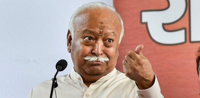 Indian Muslims Won't Face Loss from NRC-CAA: RSS Chief in Guwahati Visit
