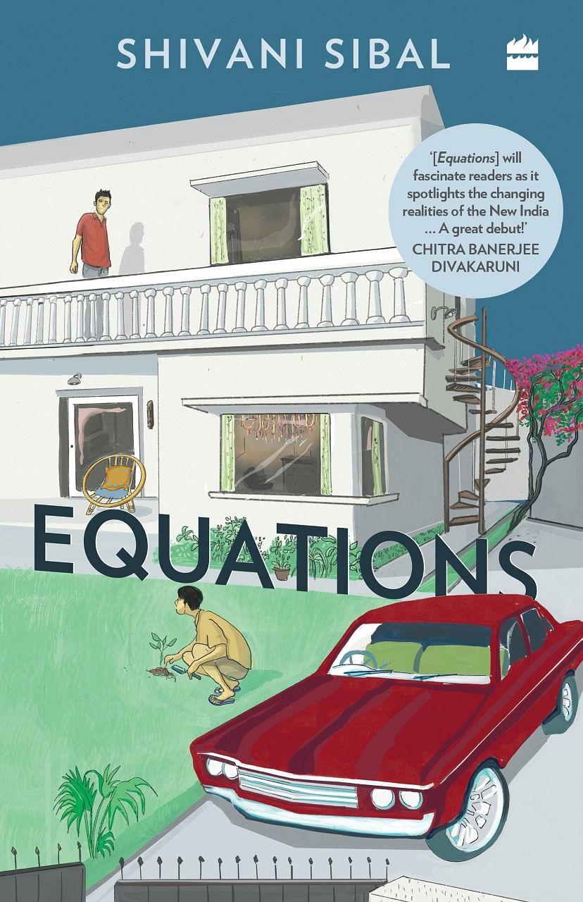 "<div class=""paragraphs""><p>Cover of Shivani Sibal's debut novel, Equations.</p></div>"