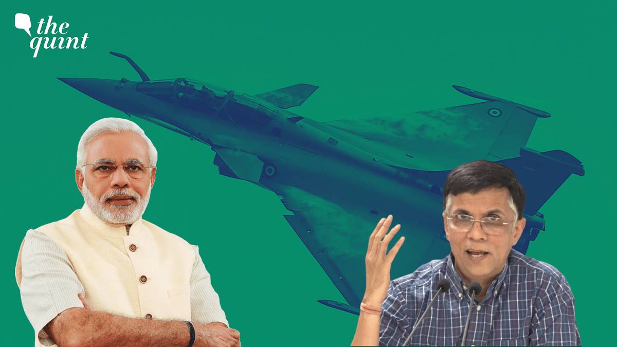 'PM Modi's Silence Echoing Across the World': Cong on Rafale Deal