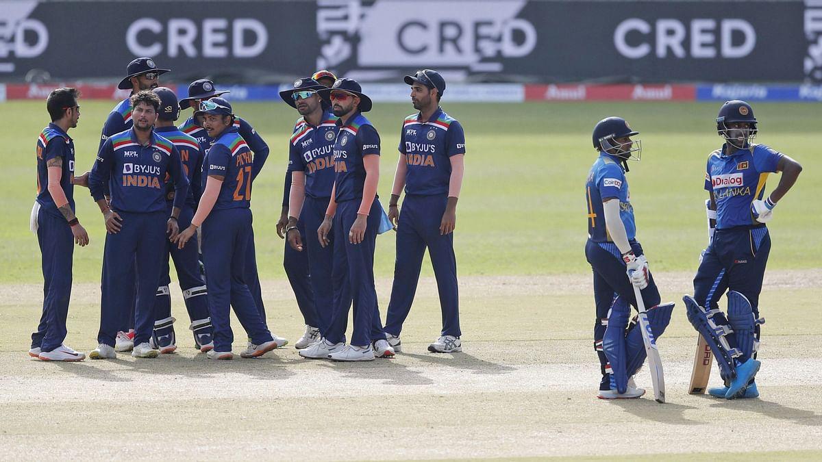 India Restrict Sri Lanka to 262/9 in ODI Series-Opener in Colombo