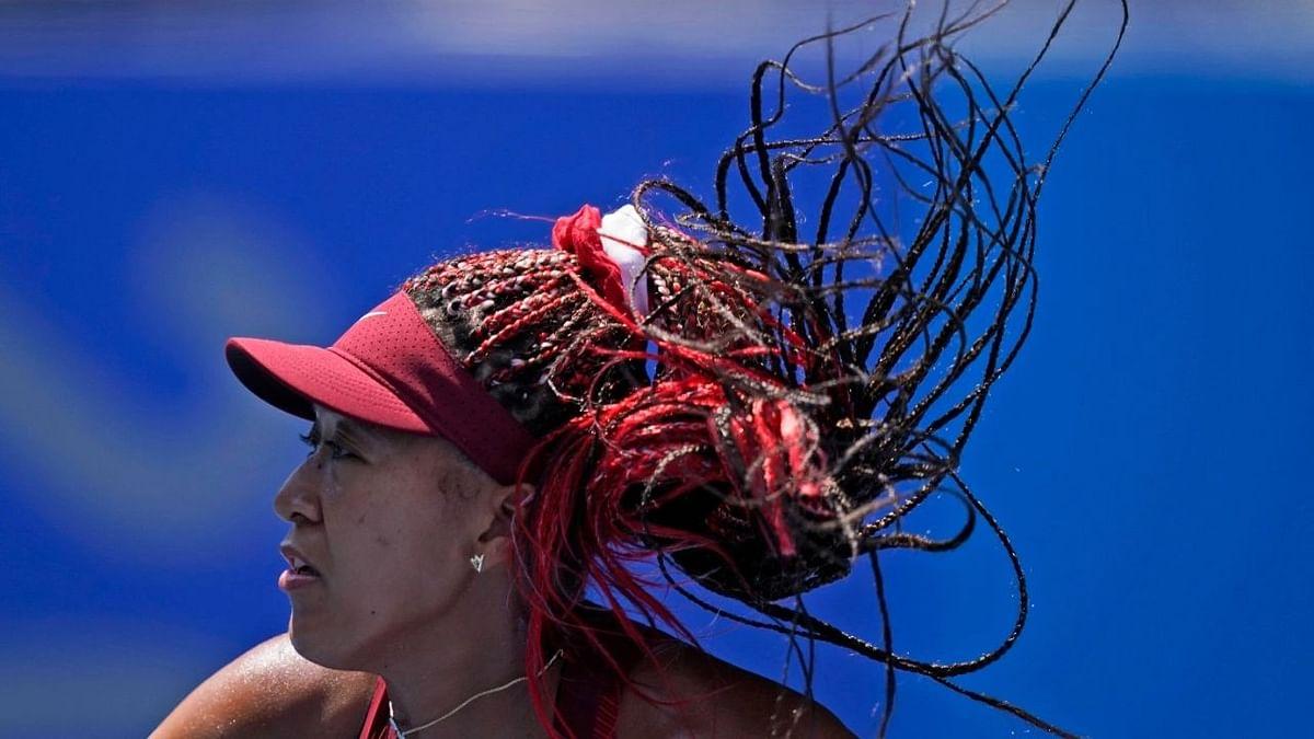Home Favourite Naomi Osaka Knocked Out Of Tokyo Olympics