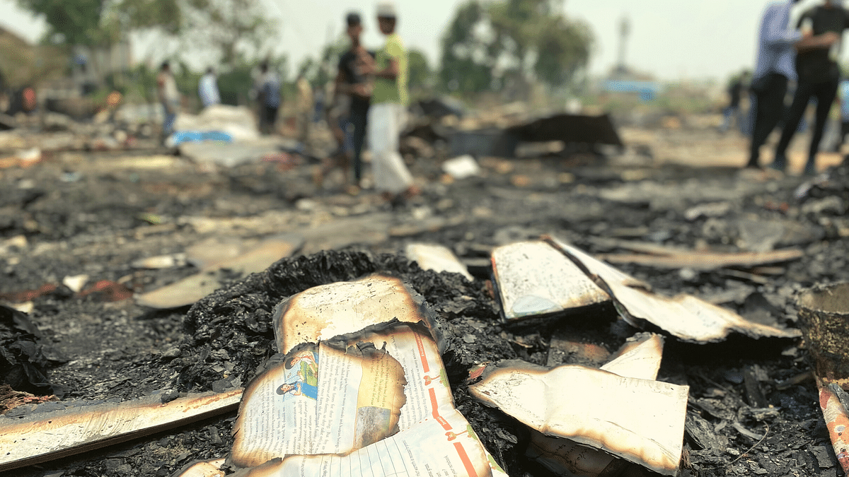 Rohingya Camp Fire Aftermath: No Decent Living Condition, Harassment Continues
