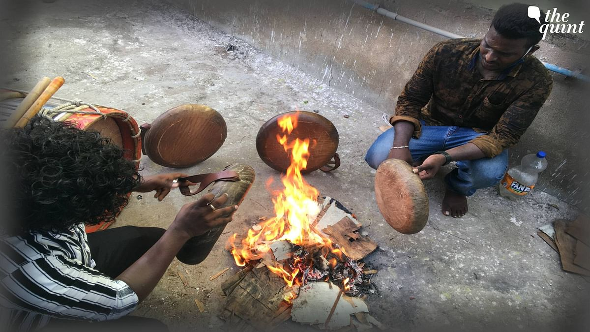 Meet the TN Brothers Who Are Social Workers by Day, Parai Artists for Life