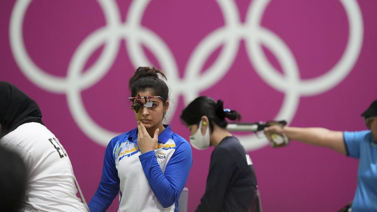 Gun Malfunction Derails Manu's Effort as She & Deswal Fail to Qualify For Final