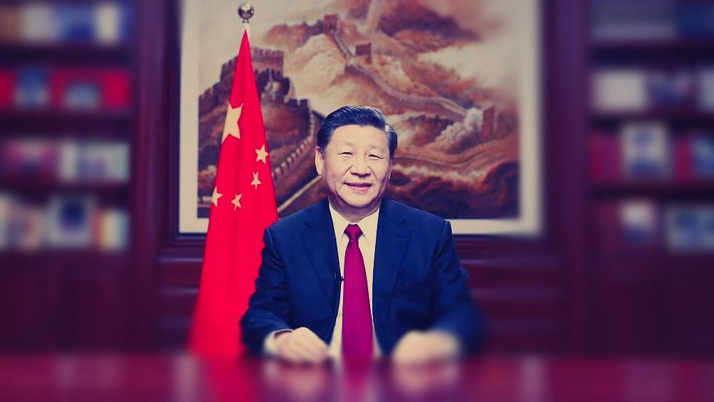 """<div class=""""paragraphs""""><p>100 Years of China's Communist Party: Chinese President Xi Jinping's photo used for representational purpose.&nbsp;</p></div>"""