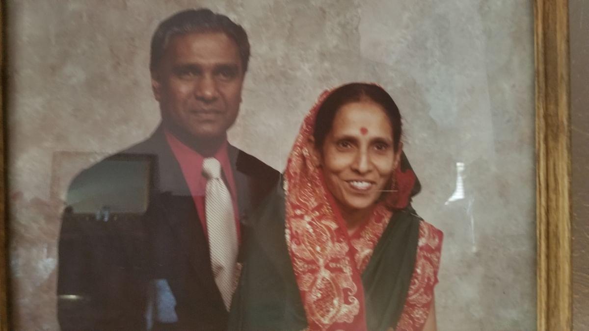 "<div class=""paragraphs""><p>Sanjay Sen's parents in Lautuka, Fiji. Hari Inder Sen and Chandra Sen.</p></div>"