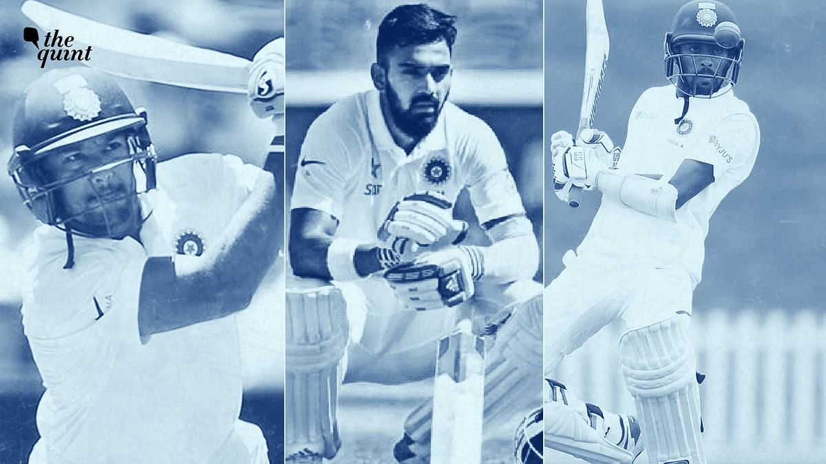 """<div class=""""paragraphs""""><p>The opening combination is a cause of concern for the Indian team ahead of their 5-match Test series against England.&nbsp;</p></div>"""