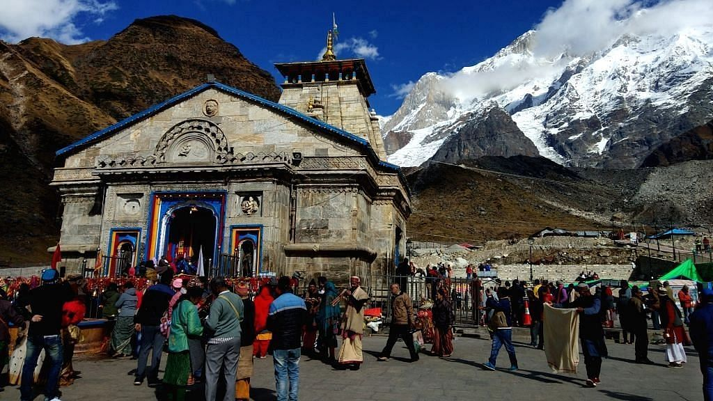 """<div class=""""paragraphs""""><p>Uttarakhand Chief Minister Pushkar Singh Dhami said that religious ceremonies performed in the inner sanctorum of Char Dham Yatra will not be live-streamed.</p></div>"""