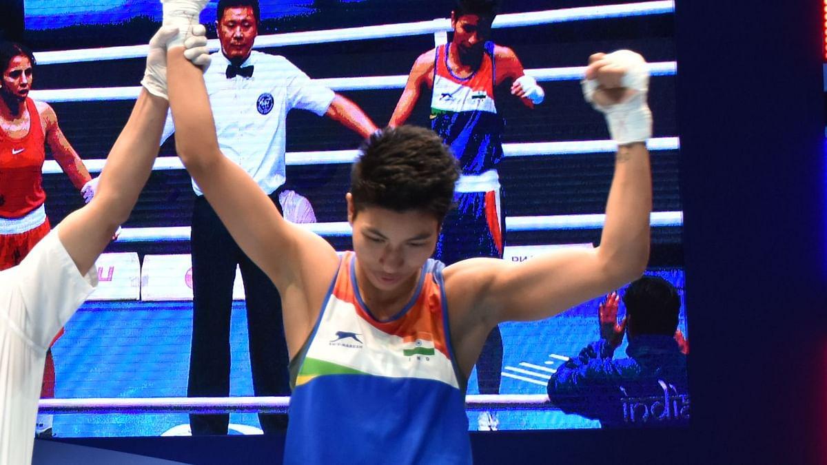 Boxer Lovlina Borgohain Assured a Medal at Tokyo, Faces World Number 1 Next