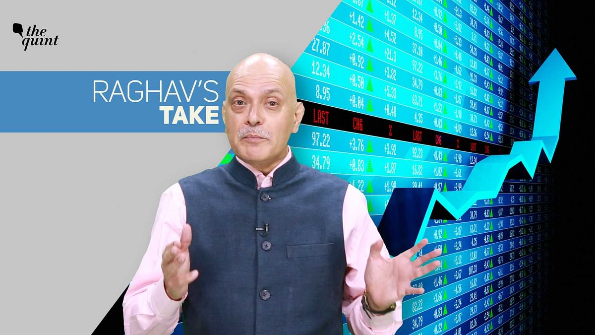 Raghav's Take: Why Stocks Are at Lifetime Highs When Economy Is at Its Weakest?