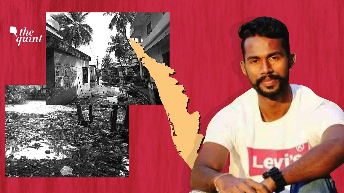 Kerala Man From a Coast That Fights Climate Change Headed for Olympics