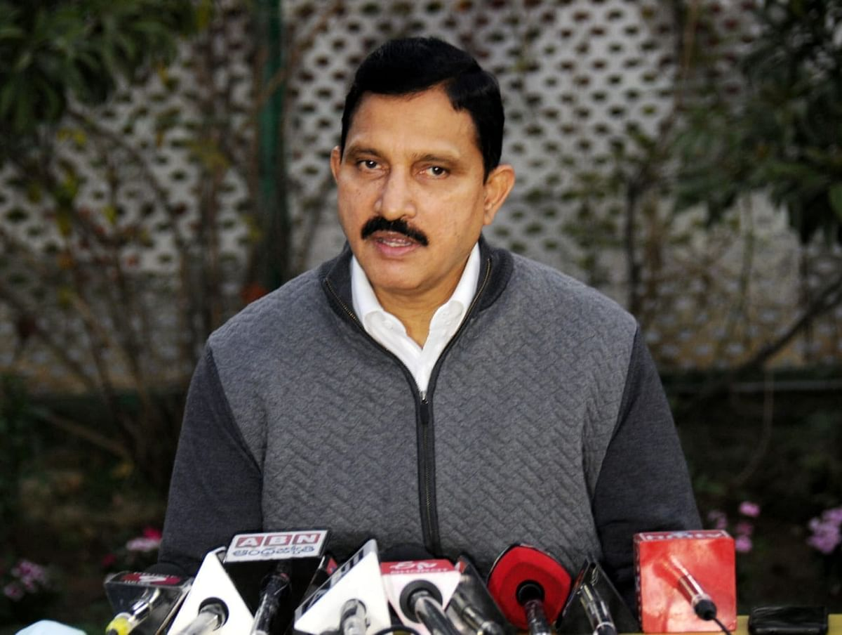MP Sujana Chowdary's Shell Firms Duped Banks of Rs 5K Cr: CBI to HC