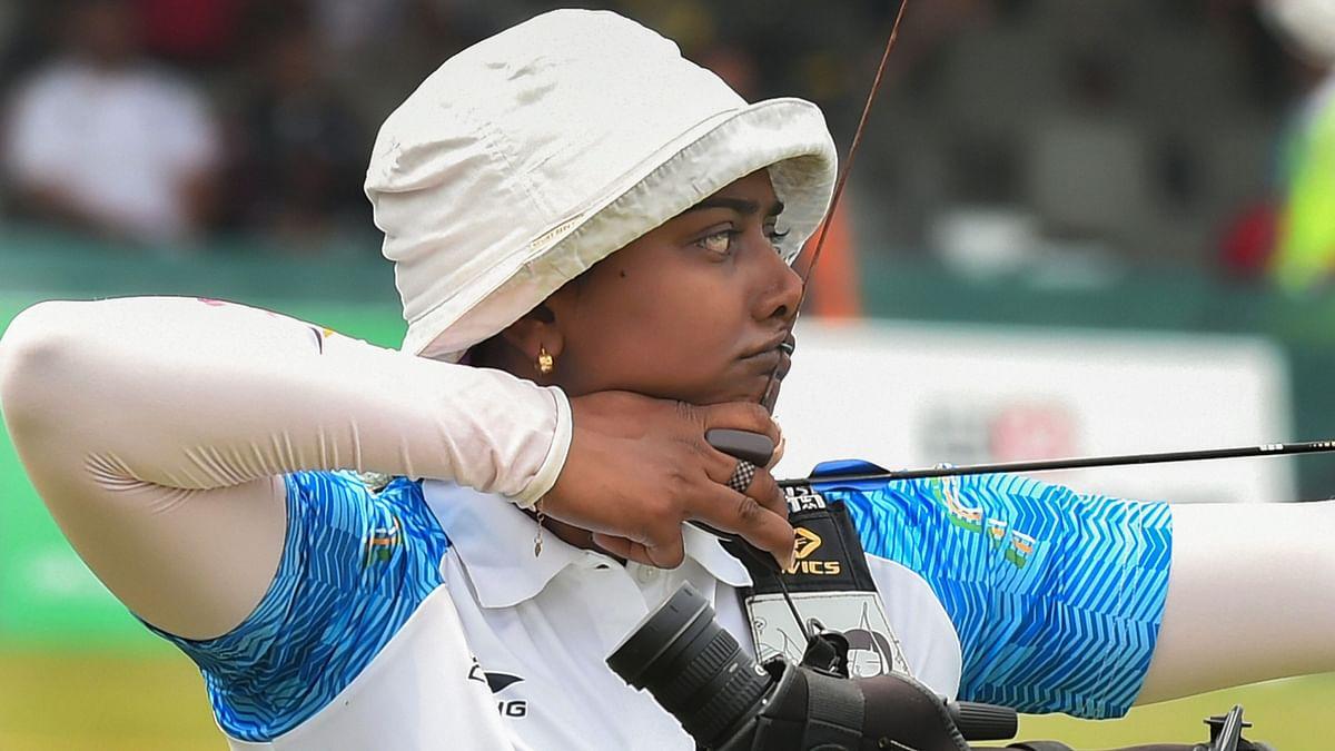 "<div class=""paragraphs""><p>Pravin Jadhav's will partner Deepika Kumari in the mixed event at the Tokyo Olympics.</p></div>"