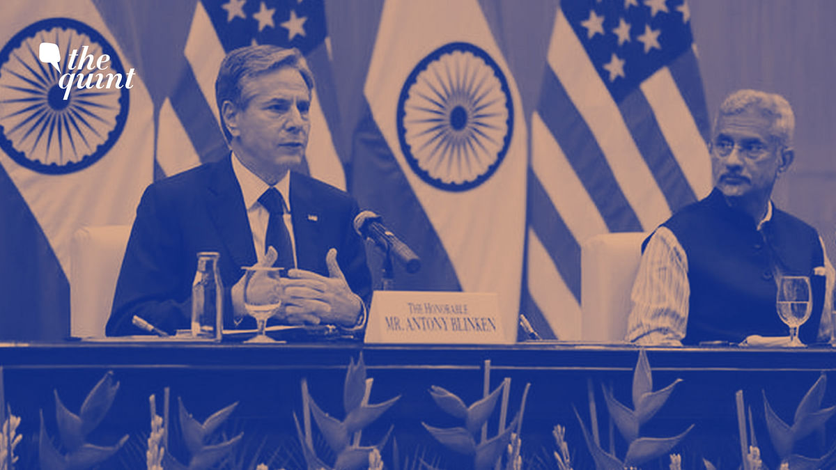 Blinken's Message: India Must Step Up to Become a Reliable US Partner