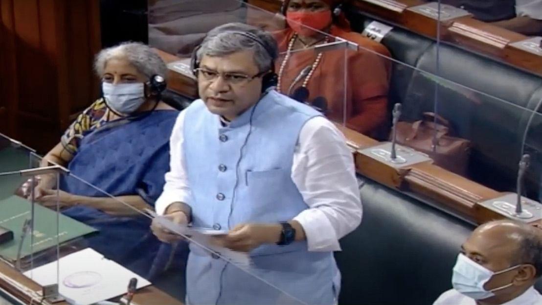 IT Minister, Featured in Pegasus List Himself, Slams Snooping Story in Lok Sabha