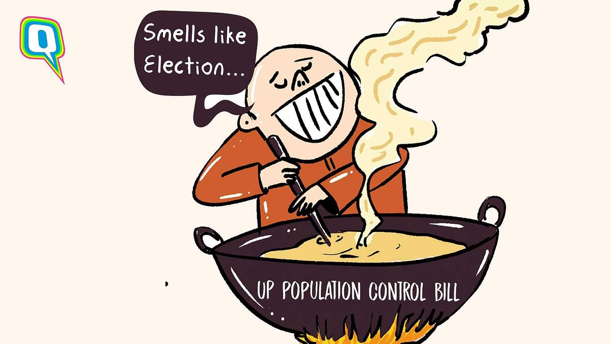As UP Prepares Population Control Bill, Fragrance of Polls is Kaafi Real