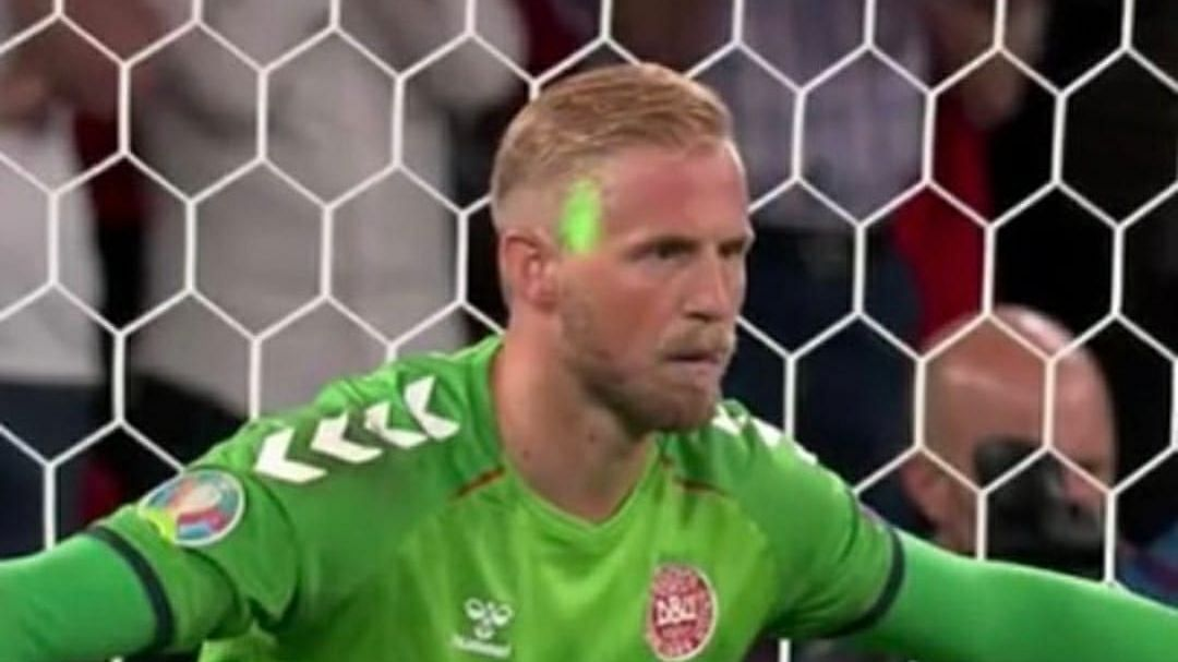 England Charged by UEFA Over Laser Penalty Incident During SF Win