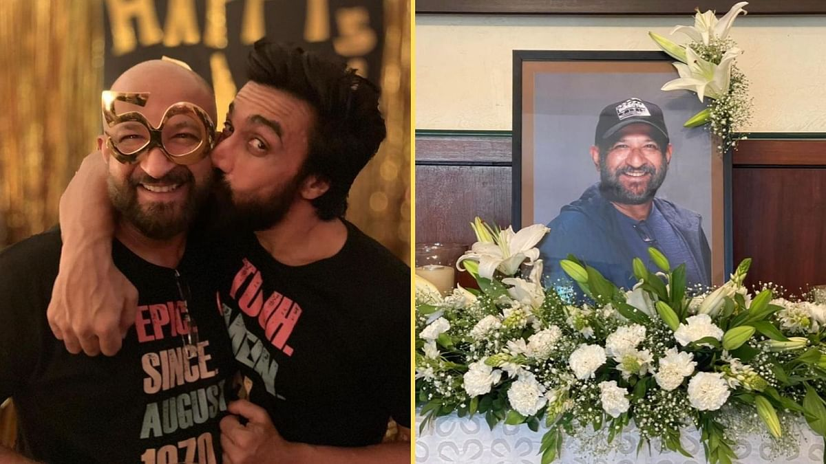 The Only Legacy is Love: Ashish Chowdhry Pens Note for Raj Kaushal