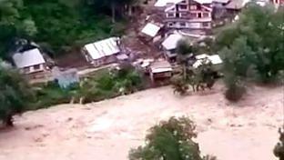 Flash Floods: 7 Dead in J&K, 9 in Himachal, Several Missing
