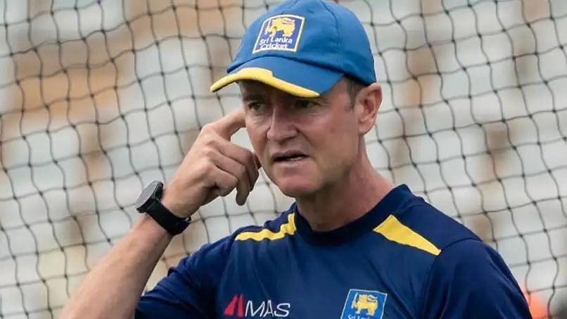 Ahead of India Series, SL Batting Coach Grant Flower Tests COVID-19 Positive