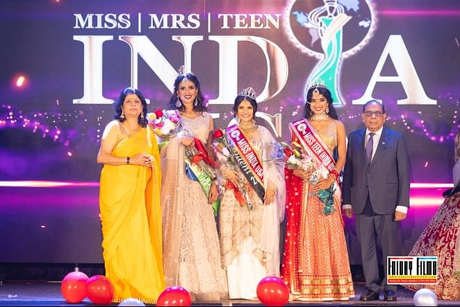 Michigan's Vaidehi Dongre Crowned Miss India USA 2021