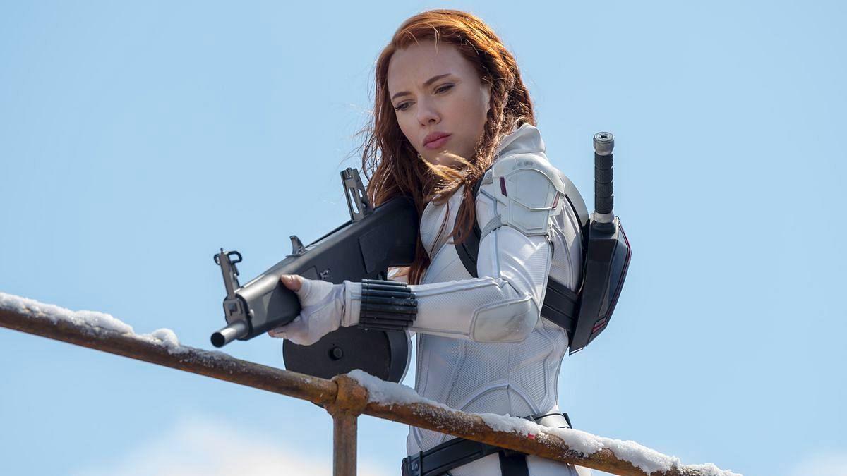 Scarlett Johansson Sues Disney Over 'Black Widow' Release; Studio Reacts