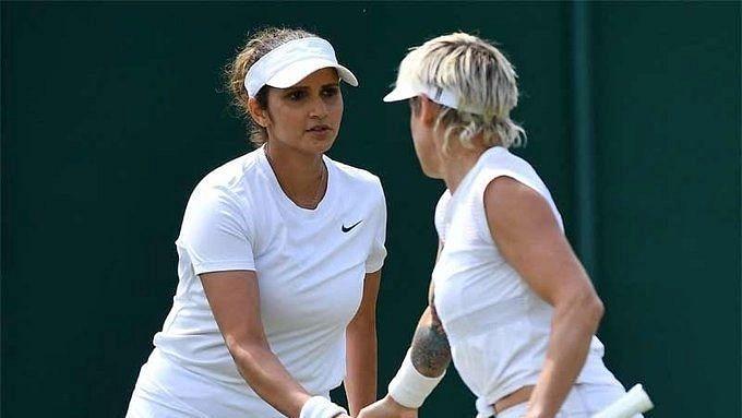 Wimbledon: Mixed Day for India as Sania Advances, Bopanna-Sharan Lose