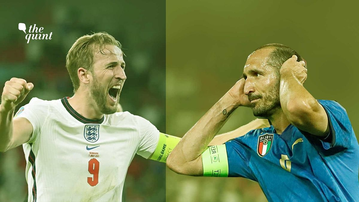 Euro 2020 | History & Redemption Beckon England and Italy at Wembley Final