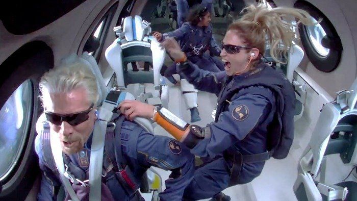 Virgin Galactic & Blue Origin: Can They Be More Than 'Space' Joyrides?