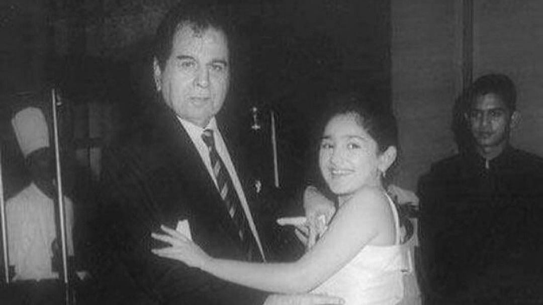 My Warm-Hearted Phuponana: Saira Banu's Grandniece Remembers Dilip Kumar
